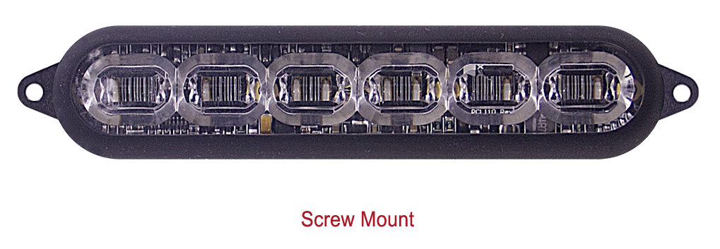 Fascia Screw Mount soundoff signal mpower mpower fascia 6 led light (single color) SoundOff Signal Wig Wag Wiring-Diagram at webbmarketing.co