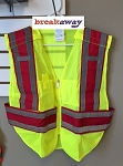 Hi-Vis Public Safety Vest (Break-Away)