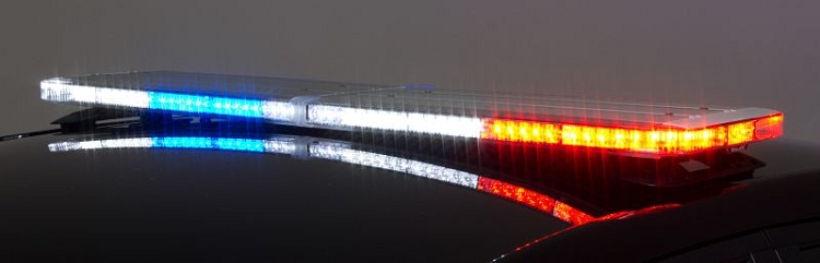 Whelen Legacy Super Led Light Bar Duo Color