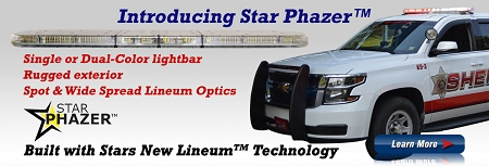 Star phaser dual color led light bar mozeypictures Gallery