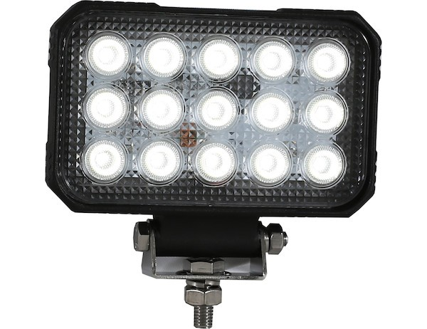 Buyers Rectangular LED Work Light (FLOOD)