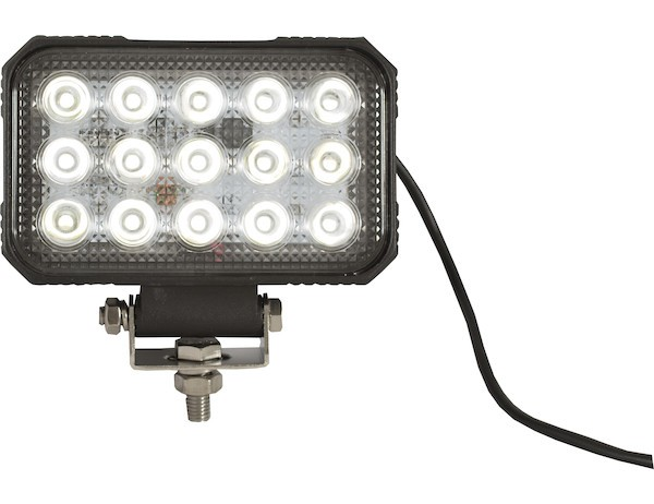 Buyers Rectangular LED Work Light (SPOT)