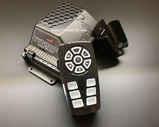 Feniex Typhoon Handheld Remote Siren Light Controller
