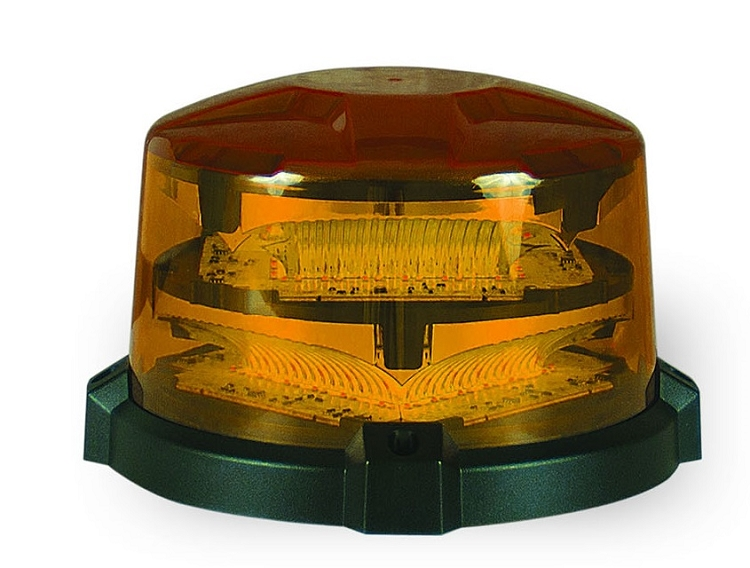 Soundoff Signal Nroads High Dome Led Beacon Class 1