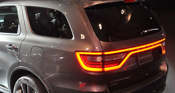 Dodge Durango 2015 Plug N Play Tail Light Flasher