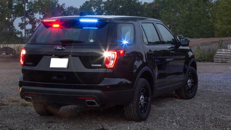 Ford Interceptor Plug N Play Tail Light Flasher Sedan