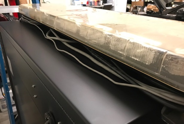 Whelen justice 50 led light bar used quick view aloadofball Gallery