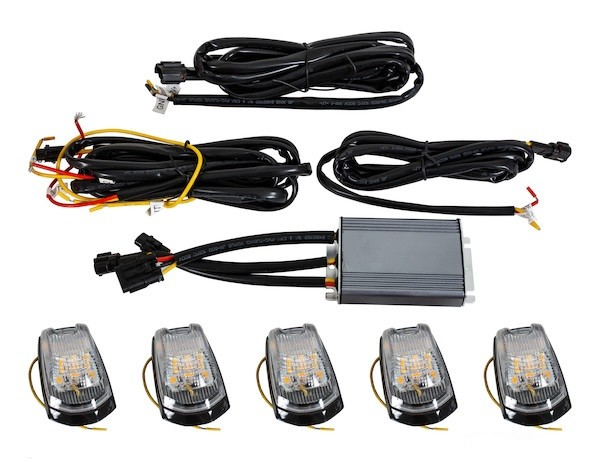Buyers LED cab/marker strobe lights