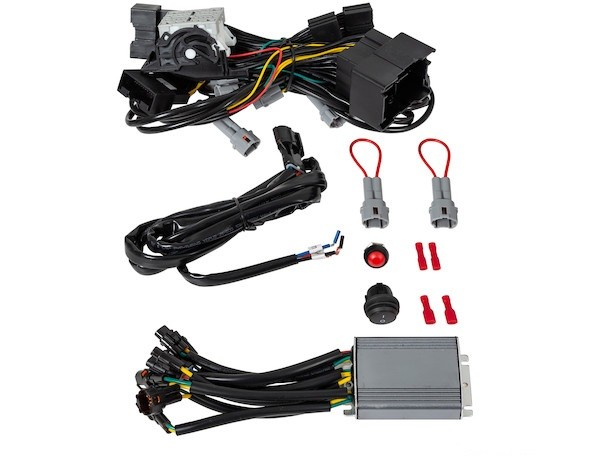 Hide-Away Strobe Conversion Kit for Trucks!