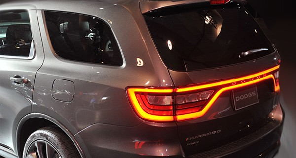 Dodge Durango (2015+) Plug-n-Play Tail Light Flasher