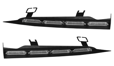 SoundOff Signal nForce Interior Light Bar
