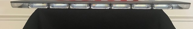 SoundOff nRoads Fleet Series Led Light Bar (single color)