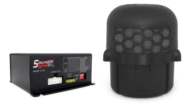 SoundOff Signal Aftershock Siren System