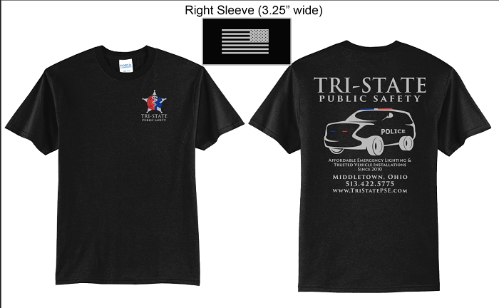 Tri-State Public Safety T-Shirt