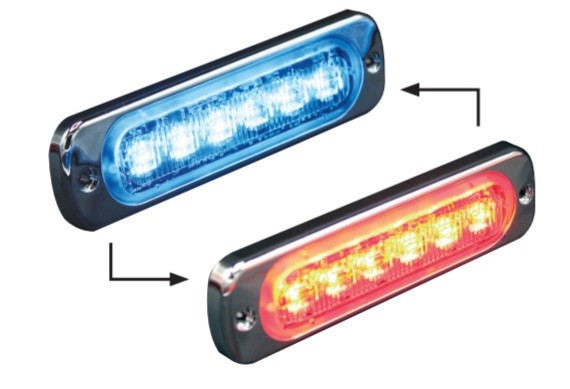 Brooking Industries ST6 DUAL Color Light